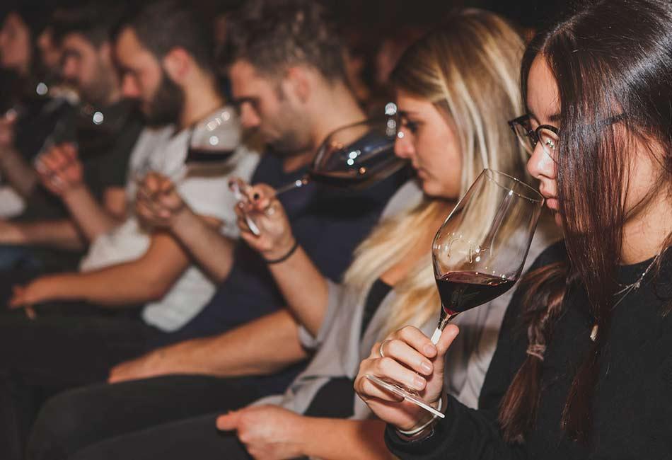 Seminario sul vino